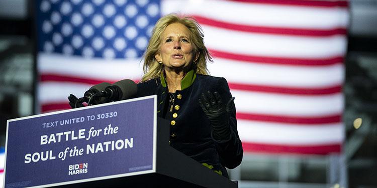 Jill Biden: De profesora a Primera Dama de los Estados Unidos