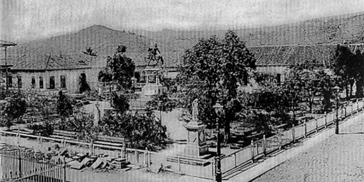 HISTORIA DE LOS JARDINES PÚBLICOS