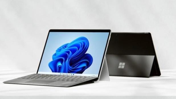 El nuevo Surface 8 Pro